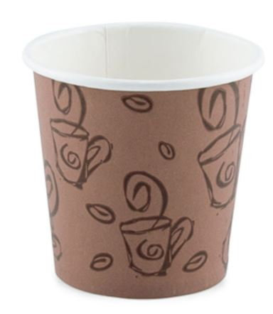 Falcon Pack Paper Cup 4oz Size