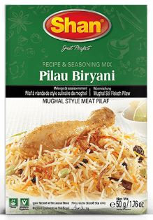 Shan Perfect Pulao Biriyani 50g
