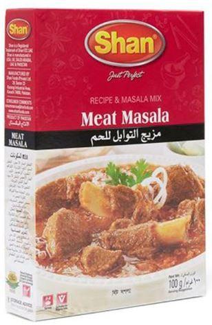 Shan Meat Masala 100g Packet