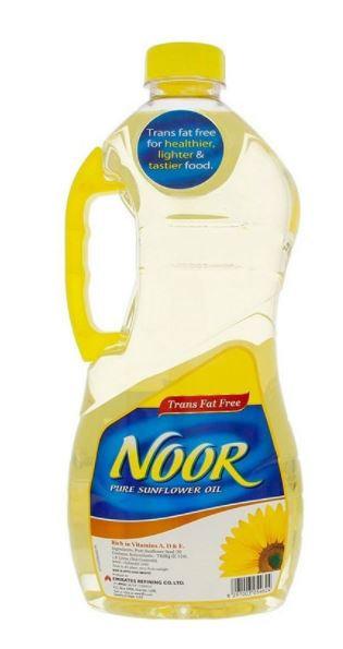 Noor Pure Sunflower Oil 1.8Litre