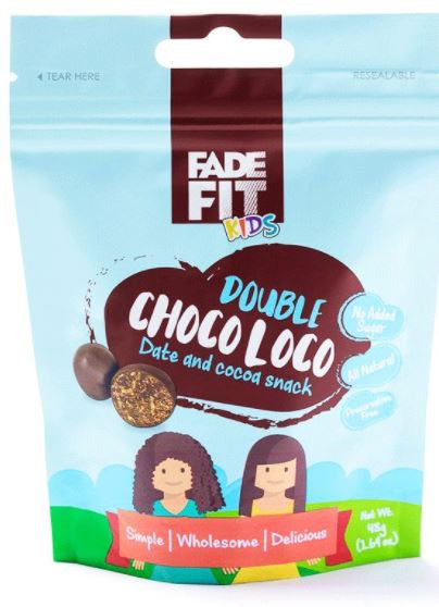 Fade Fit Double Choco Loco Pack Of 10