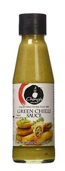 Chings Green Chilli Sauce 190 gram