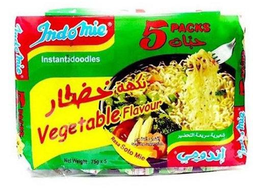 Indomie Noodles Vegetable Flavour 80g