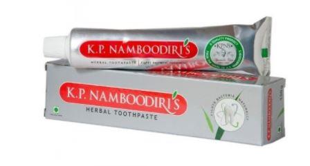 KP Namboodiri's Ayurvedic Tooth Paste 125g