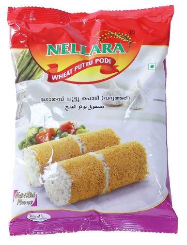 Nellara Wheat Puttu Podi(Powder) 1kg