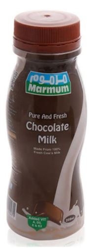 Marmum Pure & Fresh Chocolate Milk 200ml