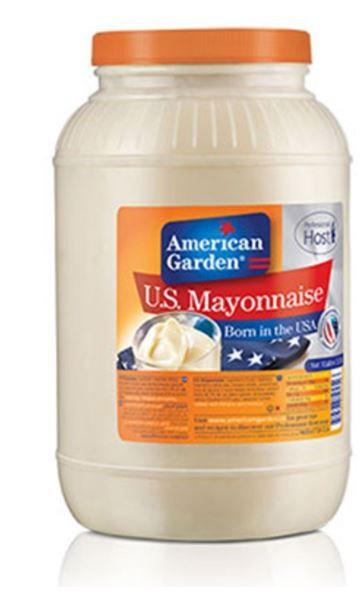 American Garden Mustard Cream 1gallon