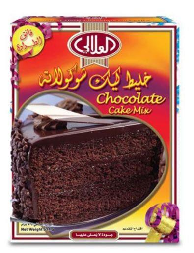 Al Alali Chocolate Cake Mix 524gram