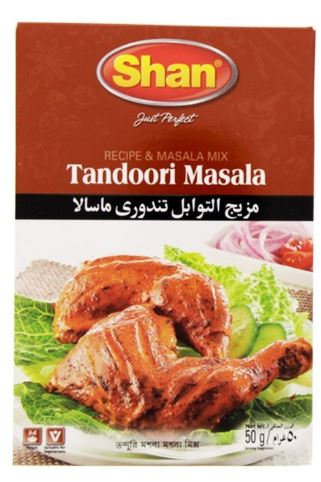 Shan Perfect Tandoori Masala 50g