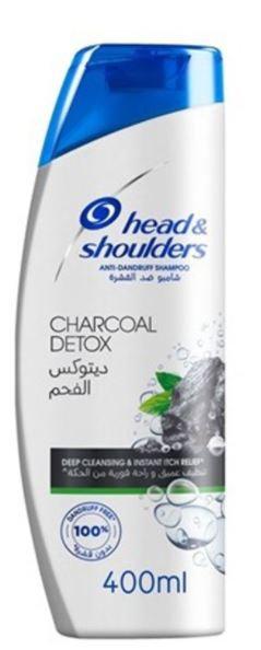 Head & Shoulders Charcoal Anti-Dandruff 400ml