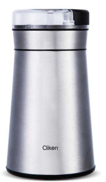 Clickon Coffee Grinder Stainless Steel 160w
