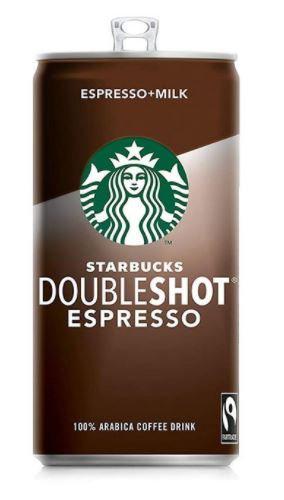 Starbucks Doubleshot Espresso Coffee 200ml