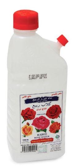 Rabee Rose Water Bottle 1Litre