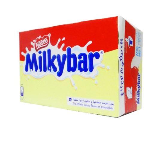MilkyBar Milk Chocolates 54 Pieces