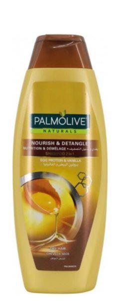 Palmolive Shampoo Nourish & Detangle 380ml