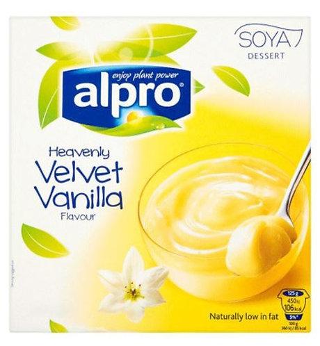 Alpro Soya Dessert Vanilla 125g