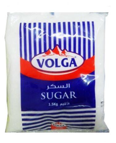 Volga Finest White Sugar 1kg