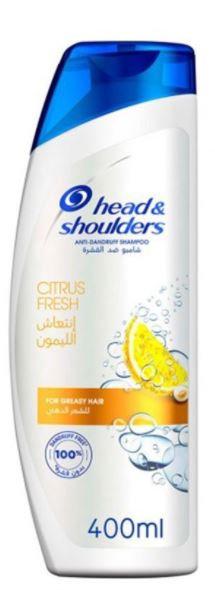 Head & Shoulders Citrus Fresh 400ml