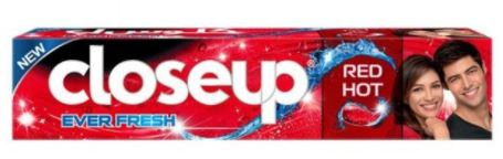 Closeup Toothpaste Ever Fresh Red Hot 50ml
