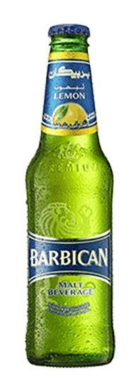 Barbican Lemon Malt Beverage 330ml