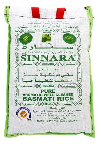 Sinnara Pure Cleaned Basmati Rice 5kg