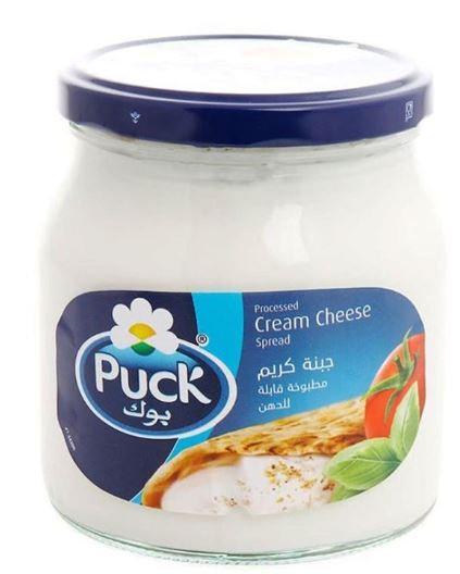 Puck Cream Cheese Spread Jar 500g