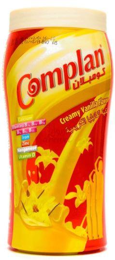 Complan Creamy Vanilla Drink 400g