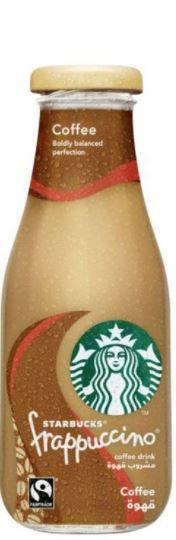 Starbucks Frappuccino Coffee Drink 250ml