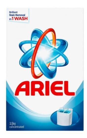 Ariel Laundry Detergent Original 1.5kg