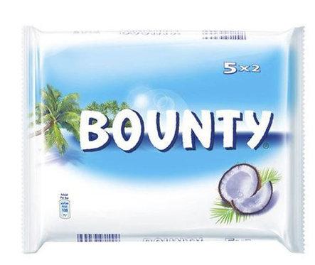 Bounty Coconut Chocolate Multi Pack 57g