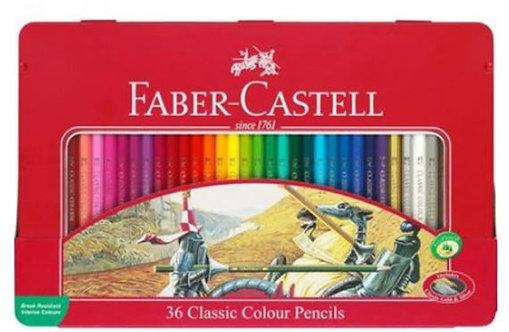 Faber Castell 36-Pieces Classic Colour Pencil