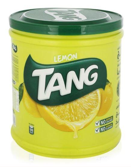 Tang Lemon Flavoured Juice Powder 2.5kg