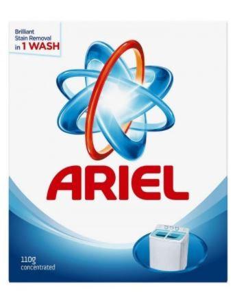 Ariel Laundry Detergent Original 110g