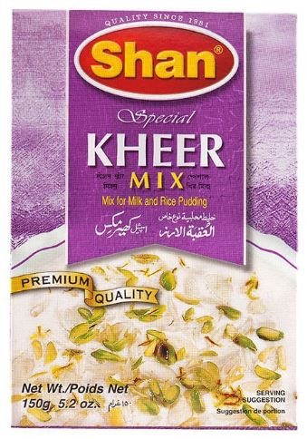 Shan Special Kheer Mix 150 gram