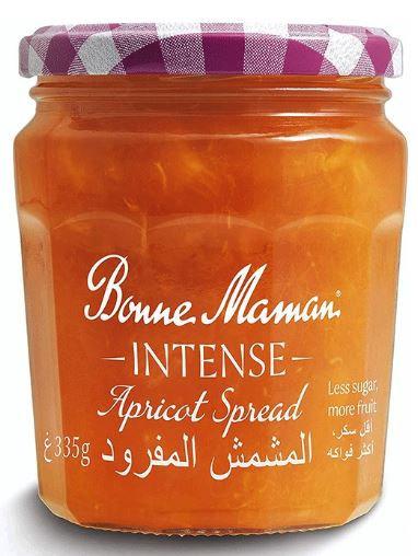 Bonne Maman Intense Apricot Spread 335g