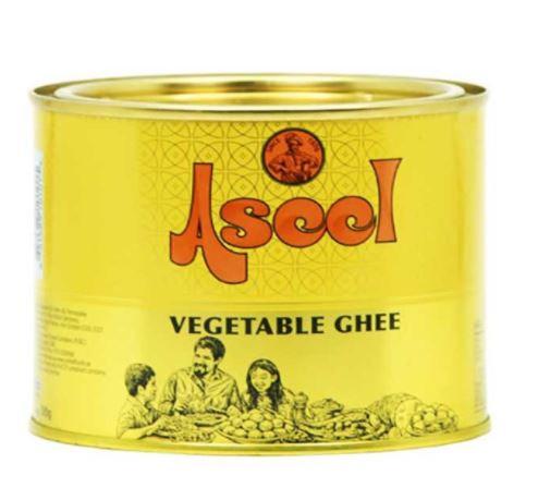 Aseel Vegetable Ghee Tin 500 g