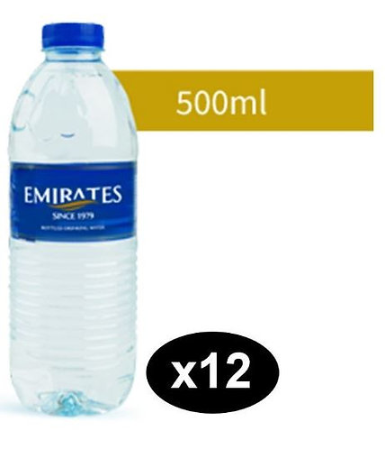 Emirates Drinking Water 500ml Pack of 12