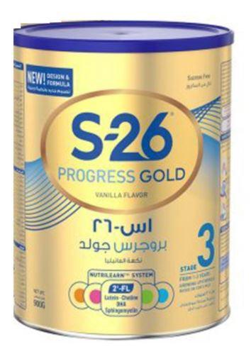 Wyeth S-26 Progress 3 Premium Milk Powder 400g