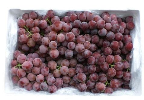 Red Grape Seedless 4kg Box