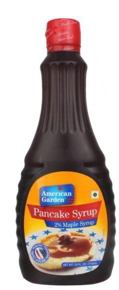 American Garden Pan Cake Syrup 24oz