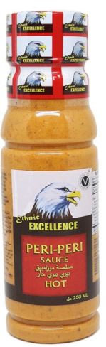 Excellence Peri Peri Hot Sauce 250ml