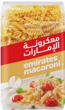 Emirates Macaroni Vite 400 gram