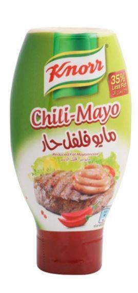 Knorr Mayonnaise Chili-Mayo 532ml