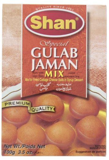 Shan Special Gulab Jaman Mix 100g