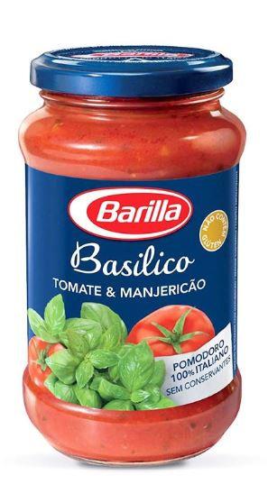 Barilla Basilico Pasta Sauce 400g