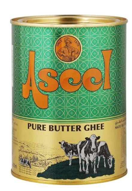 Aseel Pure Ghee 800ml