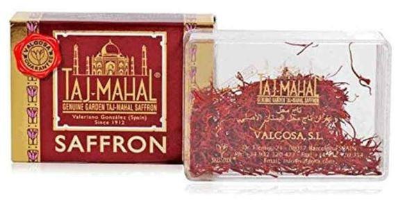 Taj Mahal Genuine Saffron 0.5gram