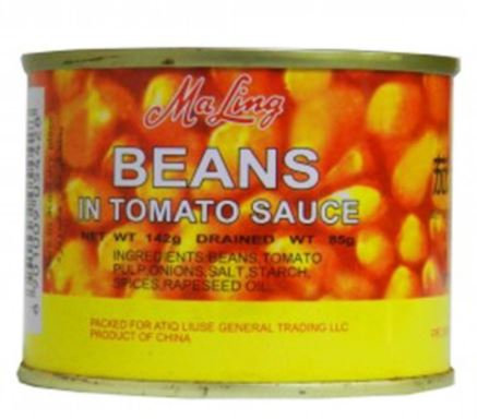 Maling Baked Beans in Tomato 142g
