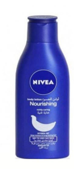 Nivea Nourishing Body Lotion For Dry Skin 125ml