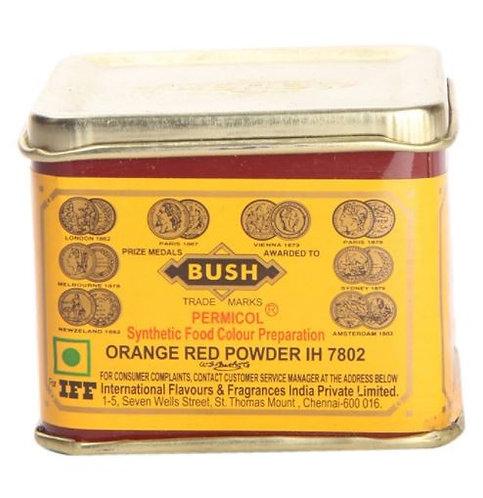 Bush Orange Red Powder 100g